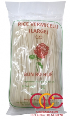 RICE VERMICELLI (LARGE)